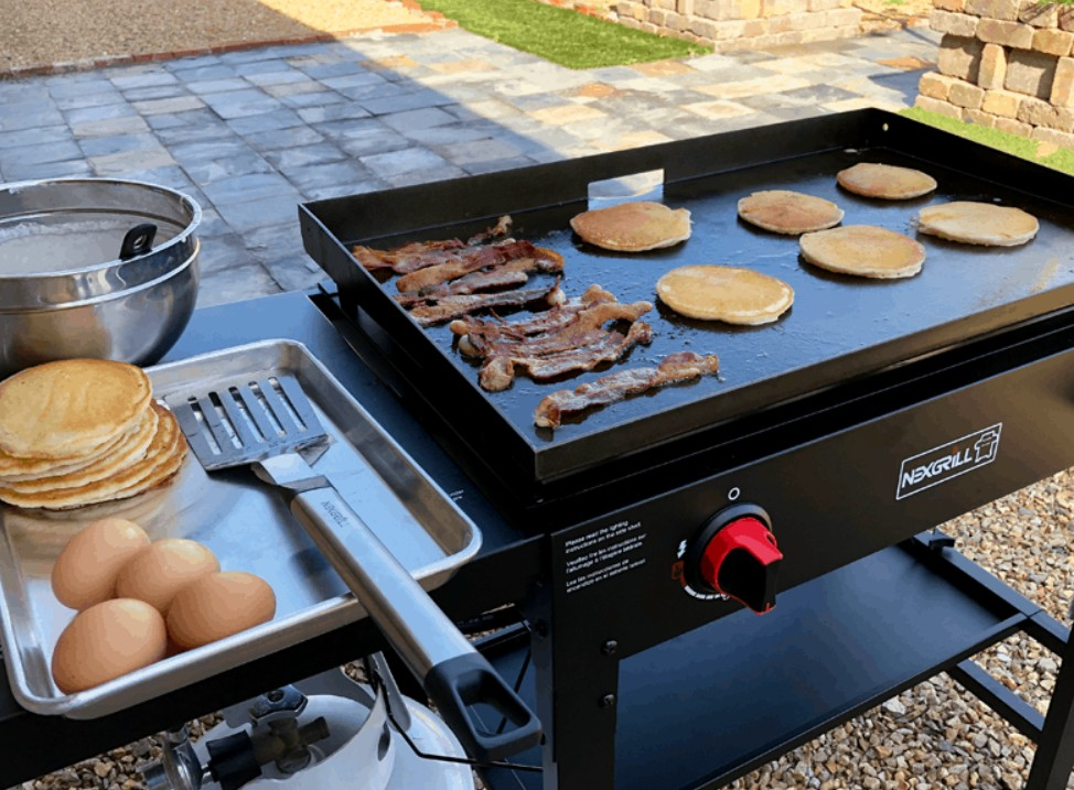 Why You Need To Start Griddle Grilling